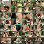 ClubSevenTeen - Lucy, Angelica - Two Girls On A Horse Riding School [HD 720p]