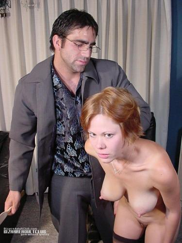 Lawyer spanking wife part