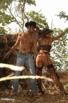 Fetish on the ranch